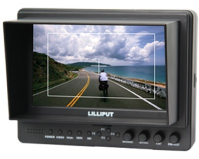 Lilliput 665-O/P 7&#34 HDMI monitor