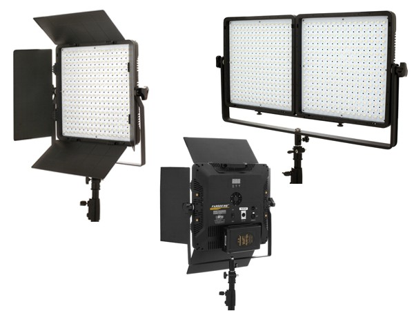 Vertx FDLED256XG LED bicolor DMX